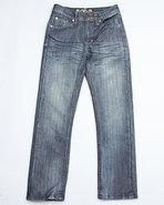 Boys Premium Jeans (8-20) Dark Wash 8