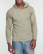 Men Ribber V Olive X-Large