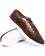 Men Low Profile Sneaker Brown 8.5