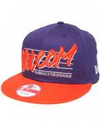 Men Dare Snapback Cap Multi
