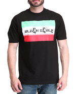 Blvck Scvle Men National Scvle Tee Black Large