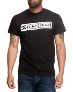 Dc Shoes Men Progro Tee Black Small