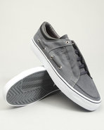 Men Luchese Sneaker Charcoal 11.5