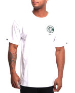 Men Rollin With Quality Tee White X-Large