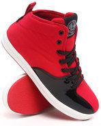 Men Quattro Skate C Sneakers Red 8