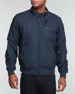 Men Iconic Racer Jacket Navy Xx-Large