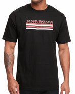 Dc Shoes Men Ruggie Fill Tee Black Medium