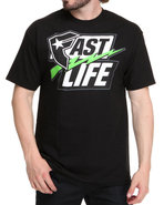 Men Fl Volt Tee Black Xx-Large