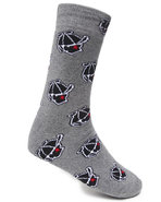 Men Jack Socks Grey