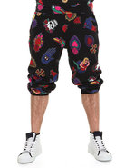 Men Mexico Vacation Sweatpant Multi X-Large