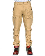 Men Utilitarian Heavyweight Twill Pant Tan 30