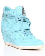 Ash Women's Cool Sneaker Light Blue 40