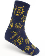 Men Outtie Socks Navy
