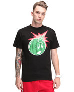 Men Watermelon Adam Tee Black X-Large