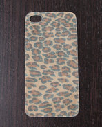 Djp Outlet Women's Leopard Print Premium Leather I