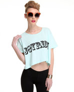 Women's Joyrich Short Tee Light Blue Medium