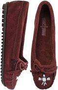 THUNDERBIRD II MOCCASIN Burgundy Red
