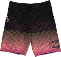 ALL DAY FADER BOARDSHORT MAGENTA Magenta Pink