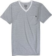 PIN V-NECK SS TEE Medium