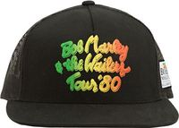 Billabong X Bob Marley Rock Steady Hat