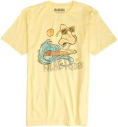 NOSE RIDER SS TEE X-Large Lemon Yellow