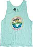 Vonzipper Stay Rad Tank