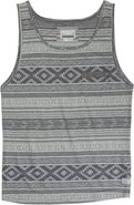 GARAGE COLLECTION ZIGGY TANK Small Smoke Gray