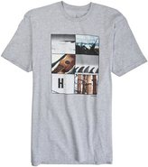 HAWAIIANA SS TEE Medium Heather Gray