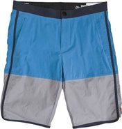 RANSOM HYBRID SHORT BLUE