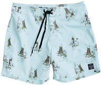 Critical Slide Society Leeward Boardshort Blue