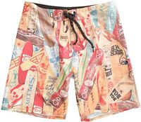 SIDEWALK SURFER BOARDSHORT MULTICOLOR