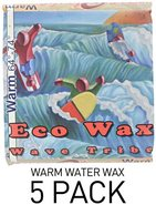 Wave Tribe Eco Wax Warm 5Pk