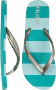 JADORE FLIP FLOP Turquoise Blue