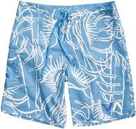 Danny Fuller Trunk Boardshort Blue