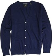 CARDIGAN X-Large Navy Blue