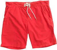 SOLID TRUNK RED XX-Large