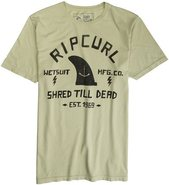 Rip Curl Son Of North Swell Short Sleeve Tee