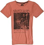 Vanguard Punk Poster Short Sleeve Tee