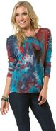 TIE DYE TUNIC Medium