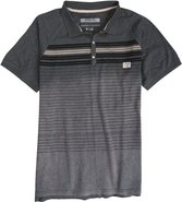 MALACHI POLO Small Charcoal Gray