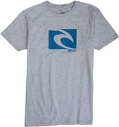 Rip Curl Icon Square Short Sleeve Tee