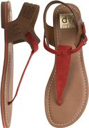 DV DRAYPER SANDAL Coral Pink Red
