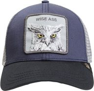GOORIN BROS X THE OWL TRUCKER Navy Blue