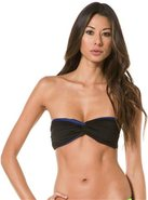 TONGA REVERSIBLE BUNGEE BANDEAU TOP Small