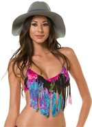 Tyler Rose Desert Angel Halter Top