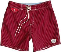 CALVIN BOARDSHORT RED