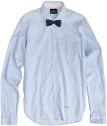 BOW TIE LS SHIRT X-Large