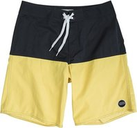SKIPPER BOARDSHORTS Charcoal Gray