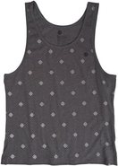 ROY TANK X-Large Charcoal Gray