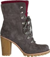 FABRICE MID BOOT Charcoal Gray